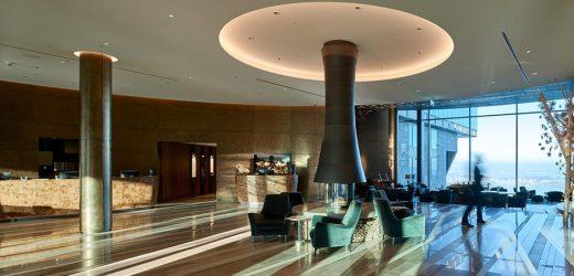 Beleuchtung im Bürgenstock Hotel & Alpine Spa