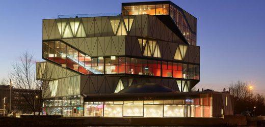 Integriertes Licht für den Neubau der Experimenta in Heilbronn