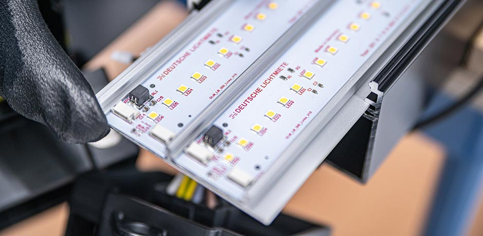 LED-Technologie für optimiertes Human Centric Lighting