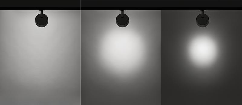 Die Vertikal-Ellipse ist nur einer der Spezialeffekte, die mit Fragma kinderleicht generiert werden können. Bild: Delta Light