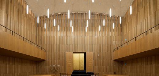 Meditatives Zelt für die Jüdische Gemeinde