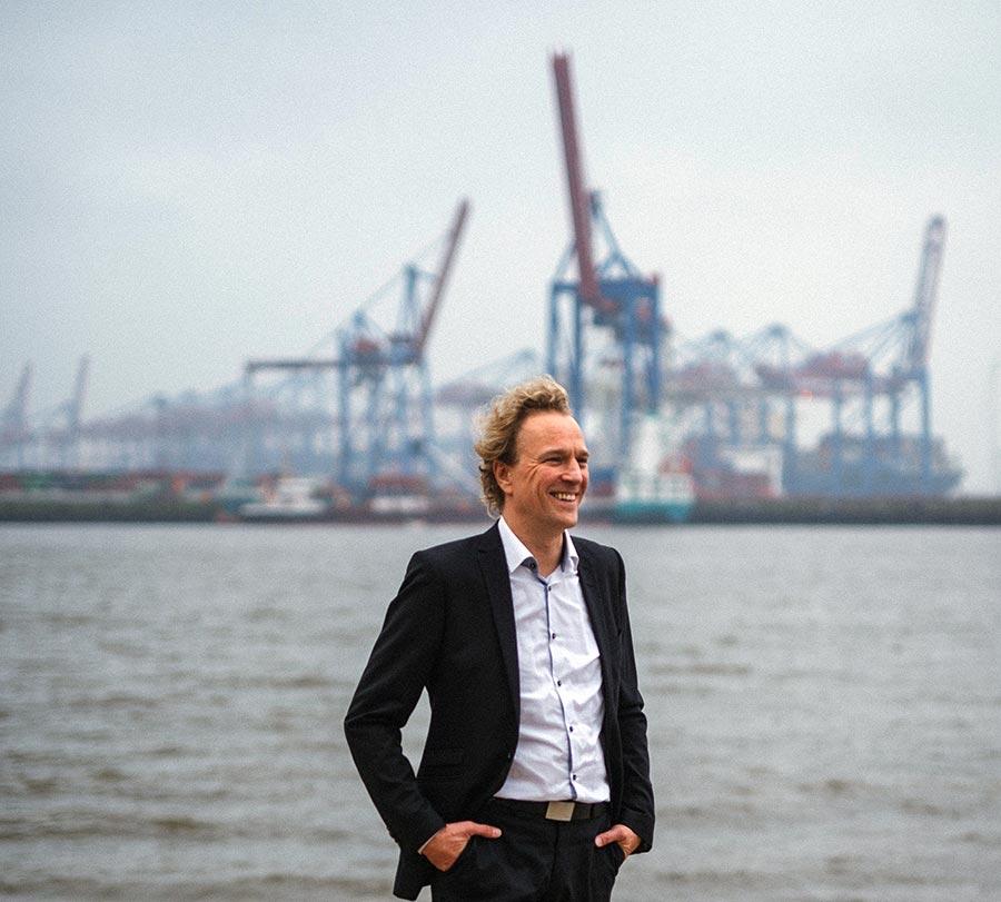 Verw.- Prof. Markus Felsch. Foto: Markus Felsch