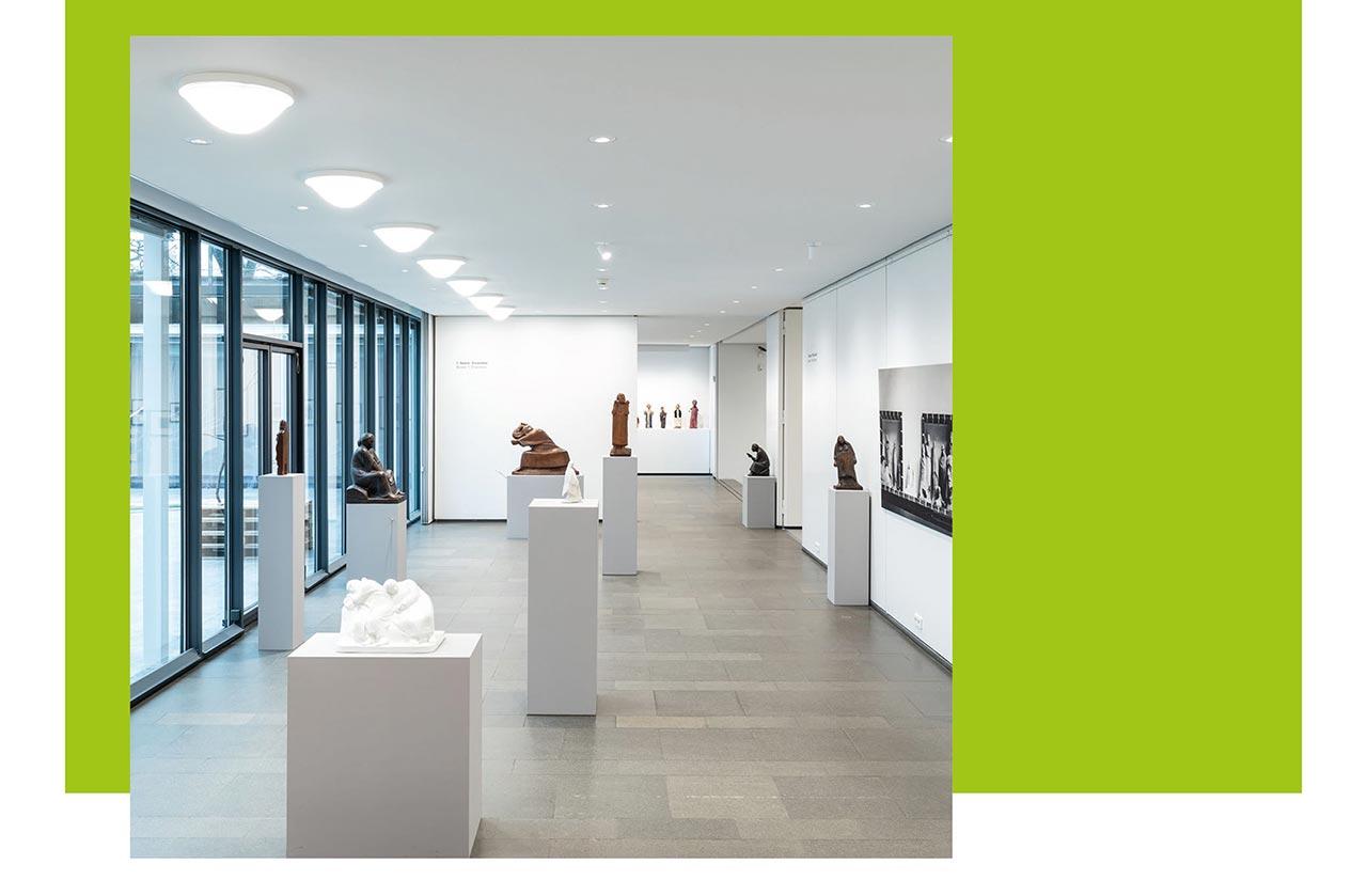Tages-/Kunstlichtplanung in der Museumsbeleuchtung